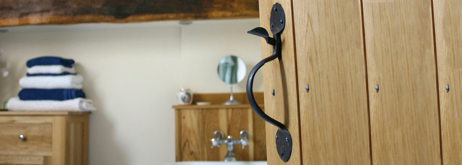 Traditional Suffolk Latch Handles