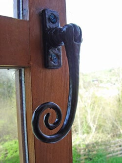 Monkey Rats Tail Window Casement
