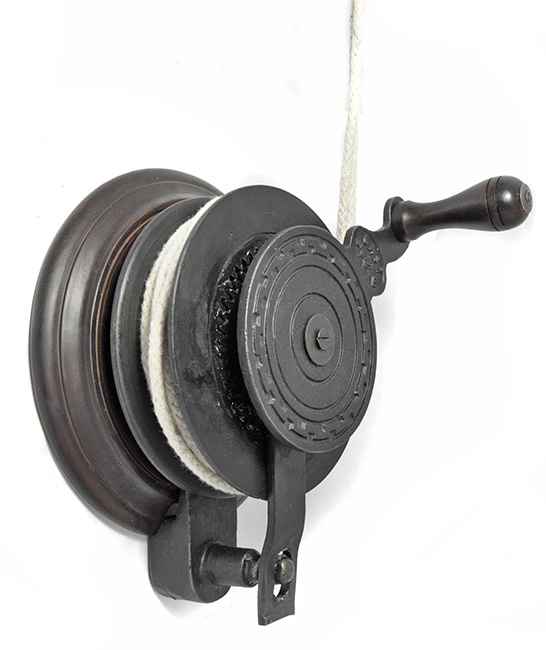 Pulley Clothes Airer Hand Winch