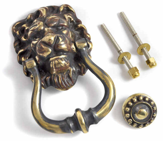 Brass Lion Head Door Knocker 650 x 565 · 64 kB · jpeg
