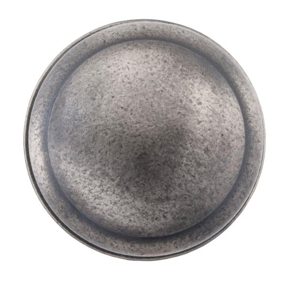 Antique Pewter From the Anvil 83505 Centre Door Knob