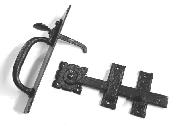 Kirkpatrick 671 Tudor Thumb Latch Set