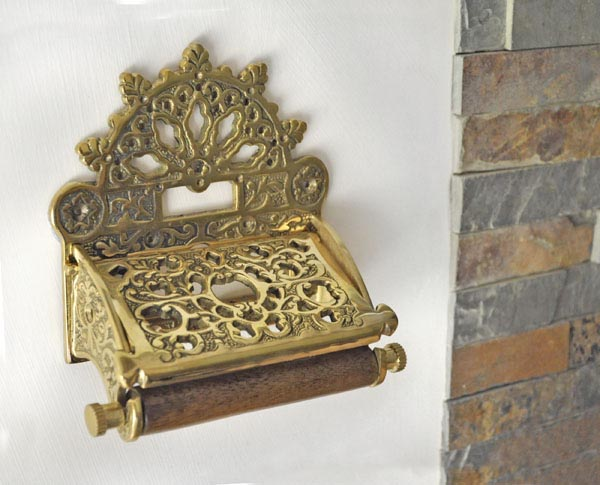 Brass Victorian Toilet Roll Holder All Products In Here
