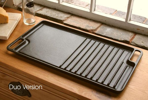 Cast Iron Griddle Hot Plate Cast Iron Cookware Cast Iron