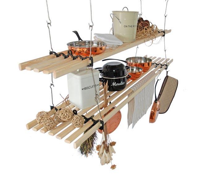 Stacker Gismo Kitchen Pot Rack