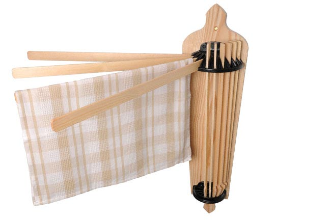 Wall Mounted Clothes Airer For Caravans Sun Maid Cast
