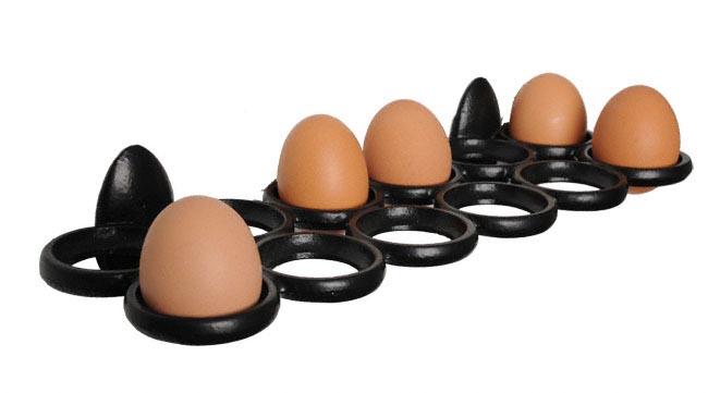 Wall Mounted Egg Rack
