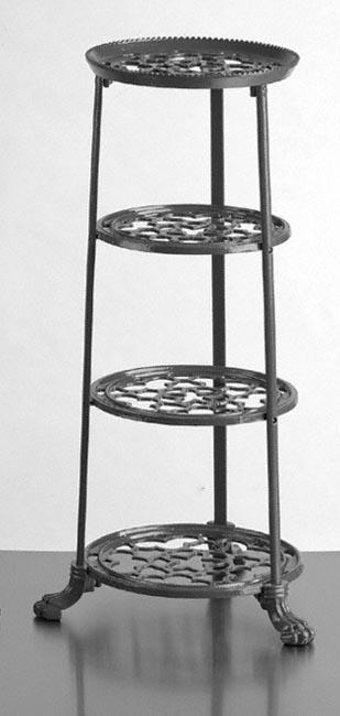 Four Tier Saucepan Stand