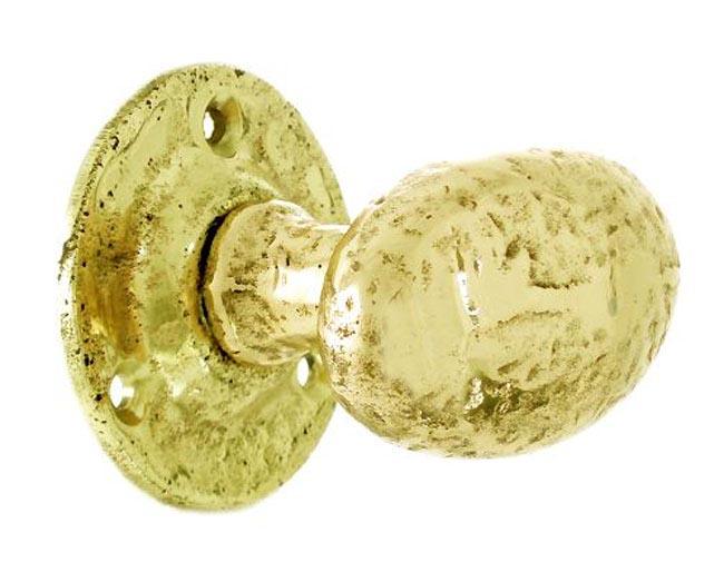 Kirkpatrick 1550/b Brass Gatsby Door Knob
