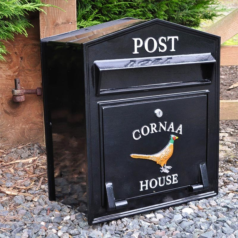 Wall Letter Boxes Uk