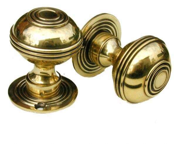 Brass Bloxwich Door Knobs
