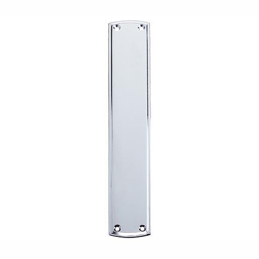 Finger Plate Polished Chrome Door Finger Plates Door