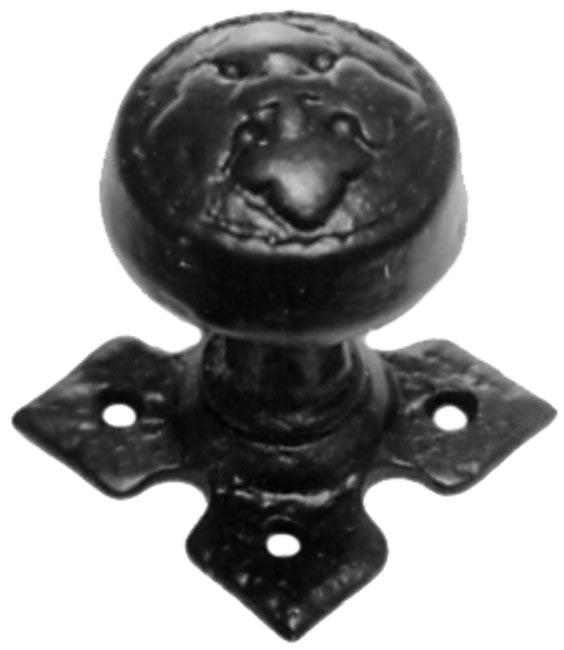 Kirkpatrick 1207 Decorative Cross Door Knob