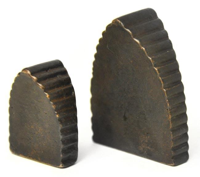 Antique Bronze Harlech Knob