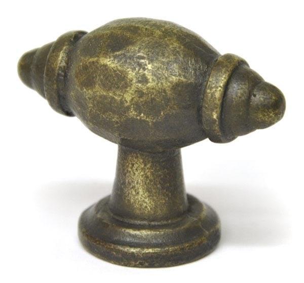 Antique Brass Pandora T Bar Handle