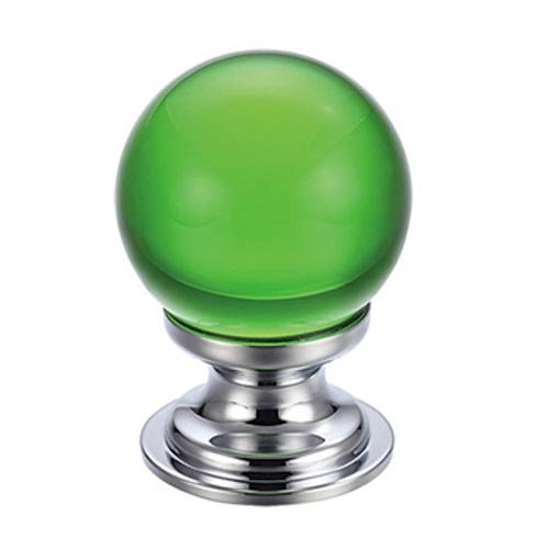 Green Glass Cabinet Knob Glass Cabinet Knobs Cast In Style