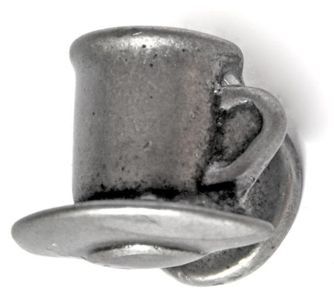 Cup and Saucer Cabinet Knob