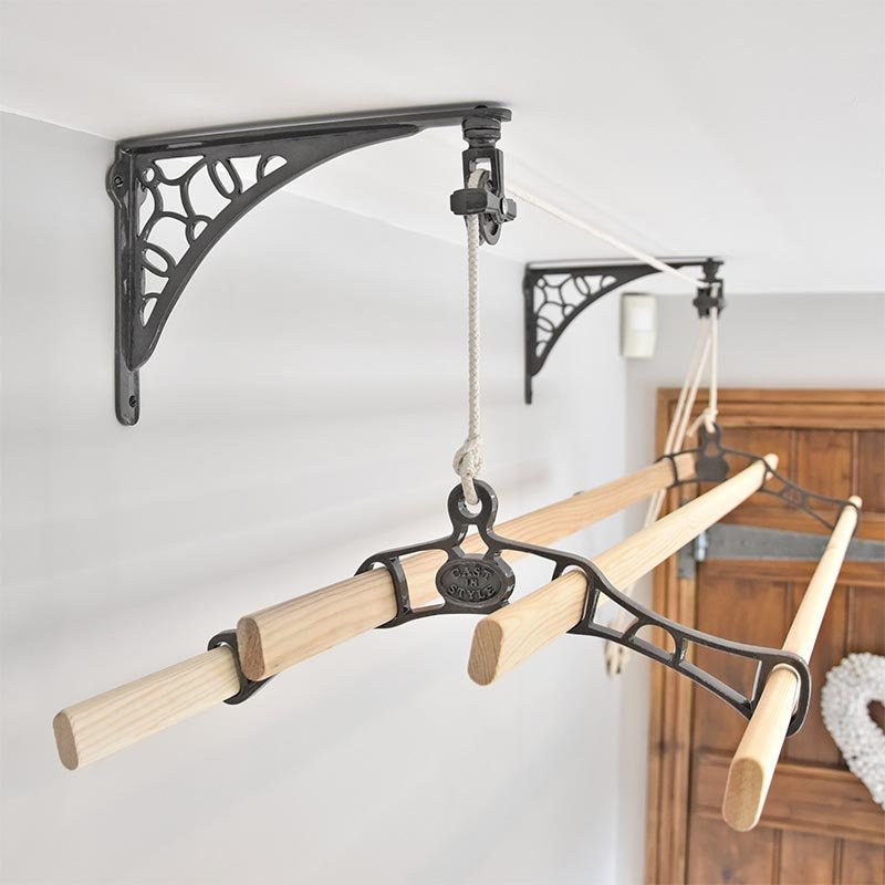 Kitchen Maid 174 Clothes Airer Wall Support Bracket Misc