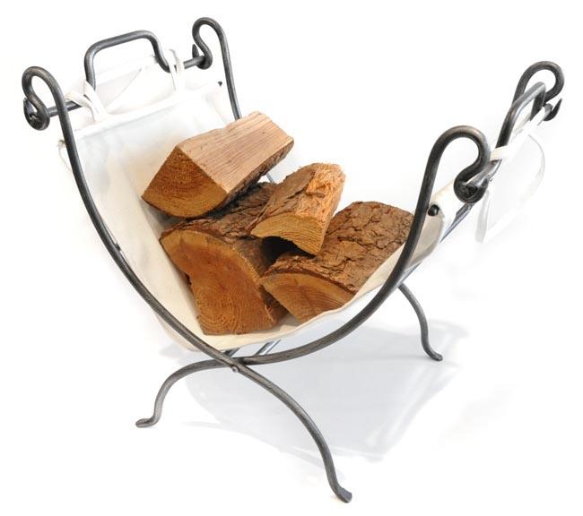 Fabric Log Basket