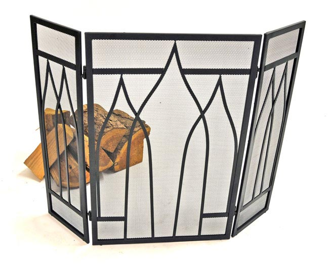 Mackintosh Fire Screen