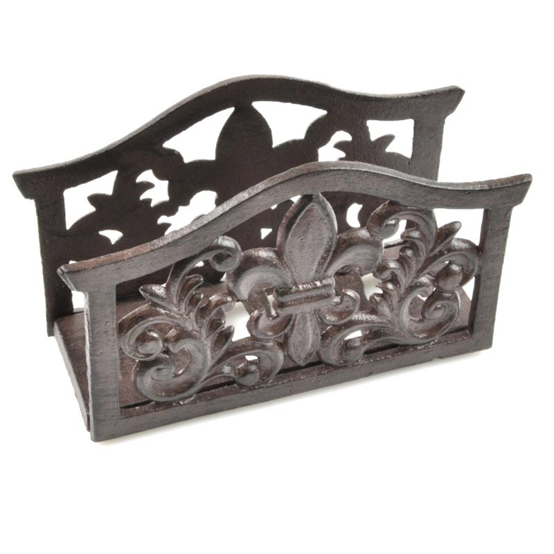 Cast Iron Letter Rack