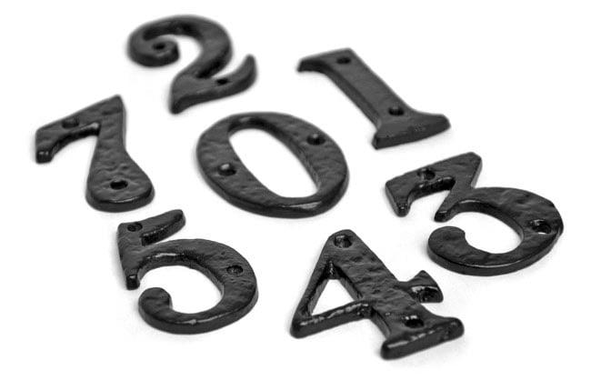kirkpatrick 1977 letters house numbers