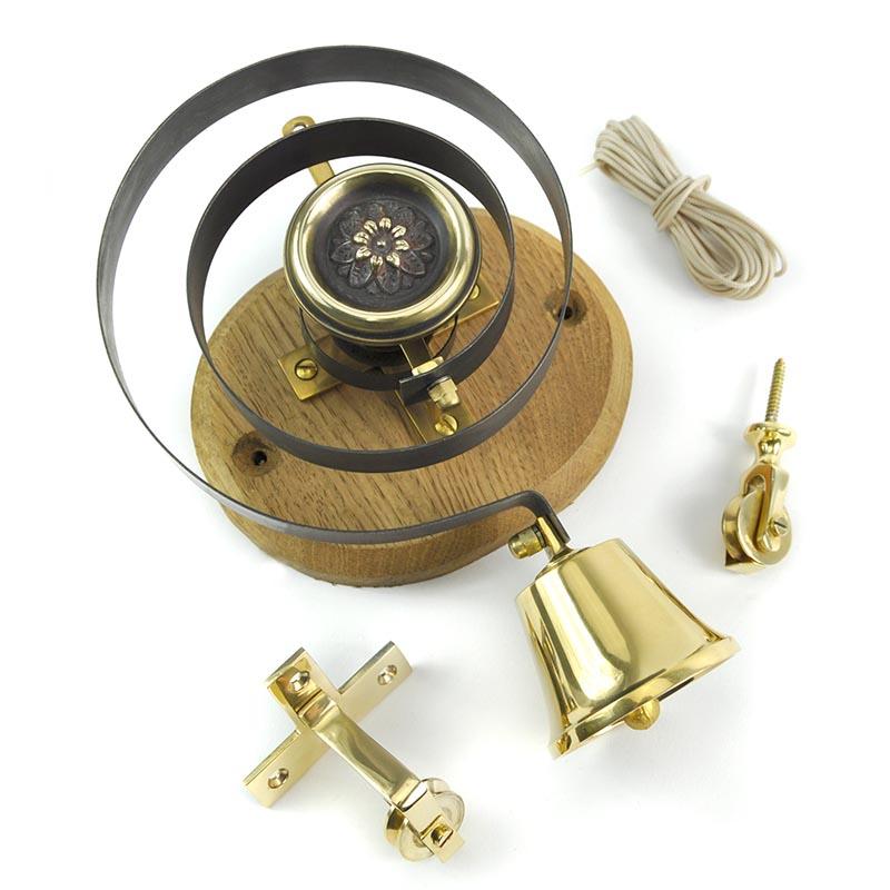 Solid Brass Butler Bell (Internal)