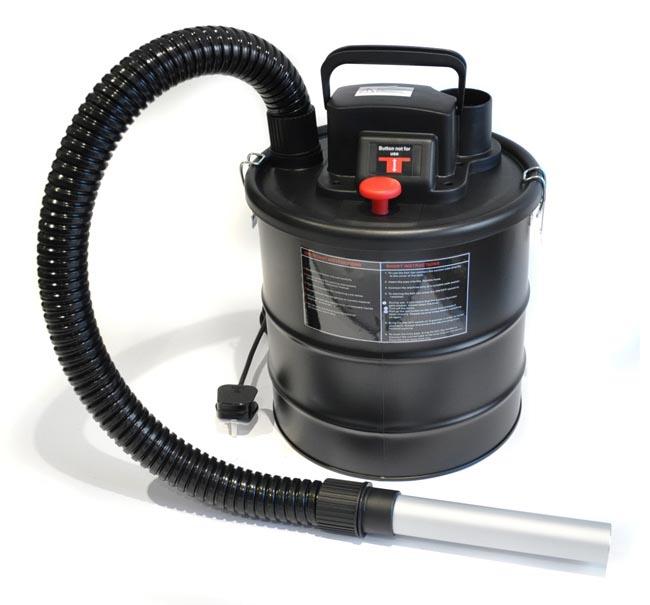Fireplace Ash Vacuum