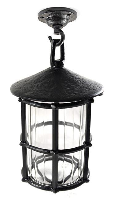 Kirkpatrick 403CF Hanging Lantern with Ceiling Rose