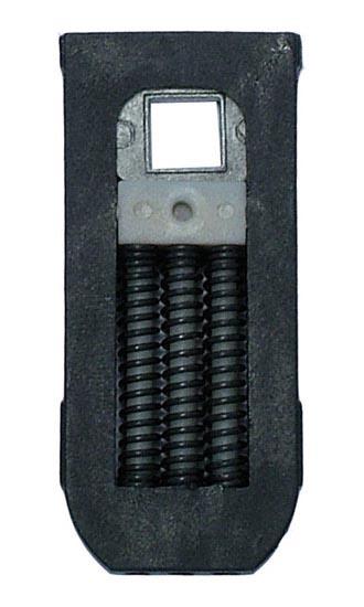 Narrow Spring Unit Cassette Door Latch Tensioner Door