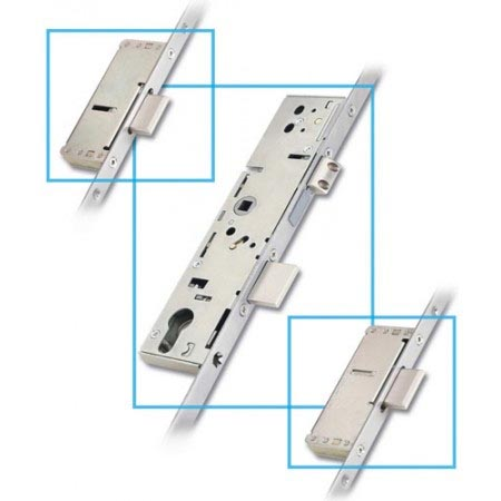 Stockists of 3 Point Door Lock/ 3 Point Espagnolette Lock