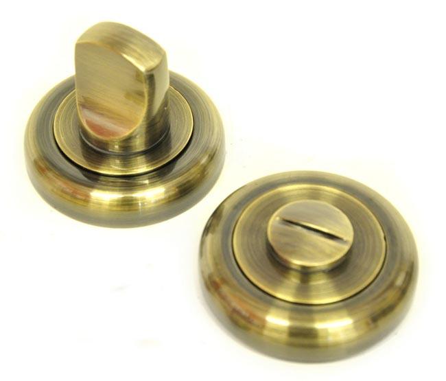 bathroom-door-turn-knob-with-a-radius-edge-rose-antique-brass-finish