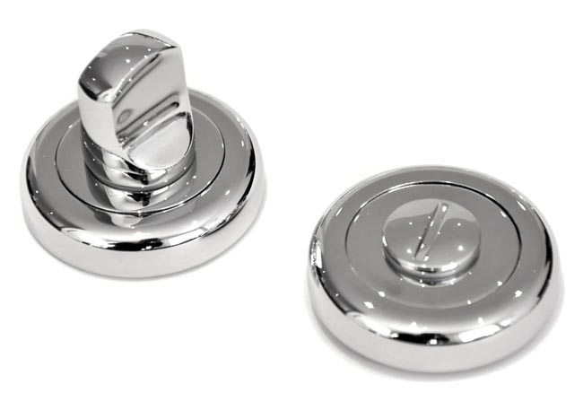 bathroom-door-turn-knob-with-a-radius-edge-rose-chrome-finish