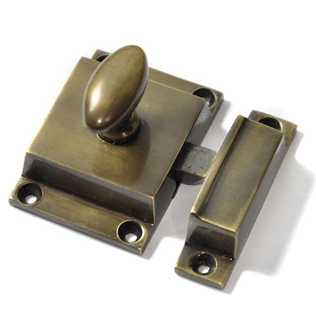 Brass Kitchen Cabinet Latches