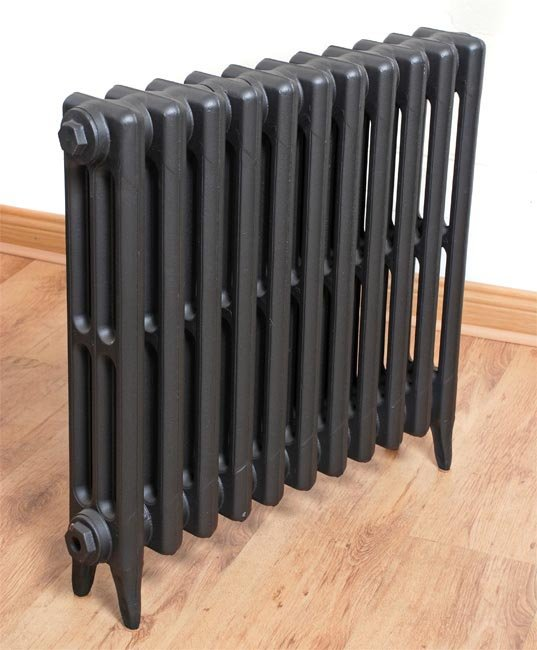 MEDIUM Victorian 3 Column - Cast Iron Radiator