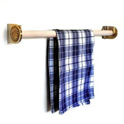 Brass Towel Rail