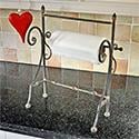 Rustic Kitchen Roll Holder