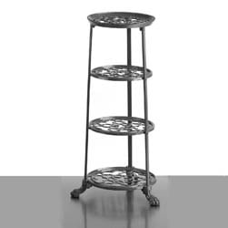 Four Tier Saucepan Stand