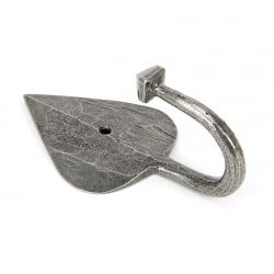 Pewter Patina Gothic Hat and Coat Hook