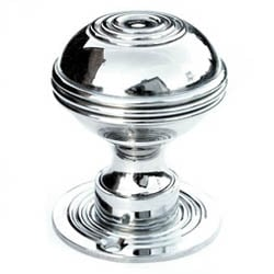 Nickel Bloxwich Door Knobs