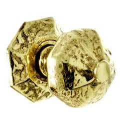 Kirkpatrick 3064 Brass Centre Door Knob