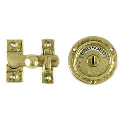 Kirkpatrick 1150 Brass Privacy Bolt