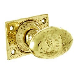 Kirkpatrick 1551/b Brass Kinver Door Knob