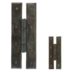 Blacksmith Beeswax H Hinges