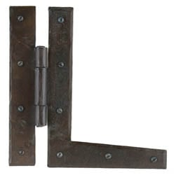 Blacksmith Beeswax HL Hinges