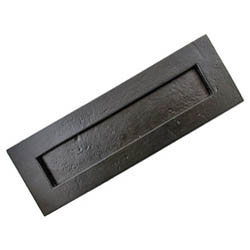 Traditional Blacksmith Rustic Letterplate