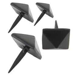 Traditional Blacksmith Pyramid Door Studs