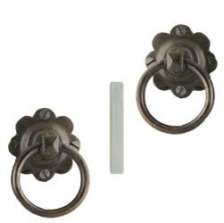 Blacksmith Beeswax Ring Handle Set