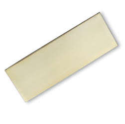 Internal Brass Letterplate