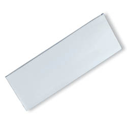 Internal Nickel Letter Plate